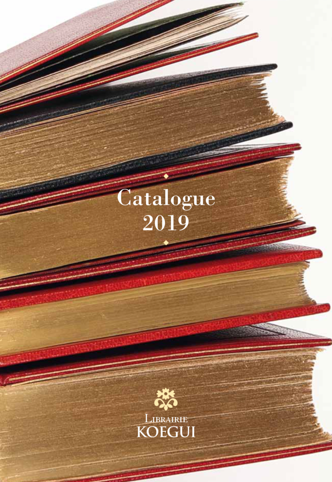 Catalogue Paris 2019